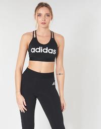 Textil Ženy Sportovní podprsenky adidas Performance E BT Černá
