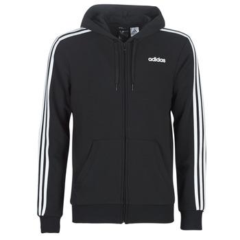 Textil Muži Mikiny adidas Performance E 3S FZ FT Černá