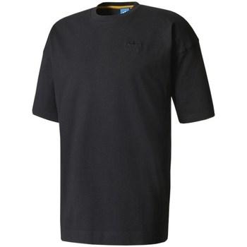 Textil Muži Trička s krátkým rukávem adidas Originals Shadow Tones Tee Černá