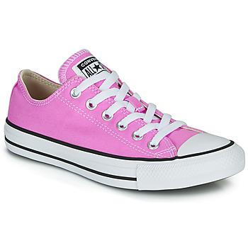 Boty Ženy Nízké tenisky Converse Chuck Taylor All Star Seasonal Color Růžová