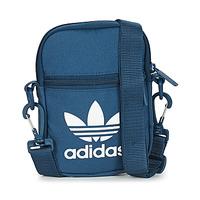 Taška Malé kabelky adidas Originals FEST BAG TREF Modrá / Tmavě modrá