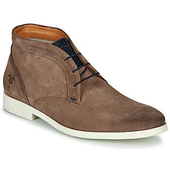 Boty Muži Kotníkové boty Kost COMTE 5C Šedobéžová