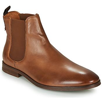 Boty Muži Kotníkové boty Kost CONNOR 40 Velbloudí hnědá