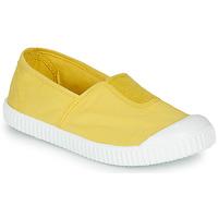 Boty Dívčí Nízké tenisky Victoria CAMPING TINTADO Žlutá
