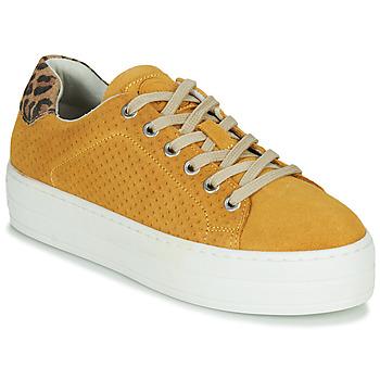 Boty Ženy Nízké tenisky Bullboxer 987033E5C Žlutá