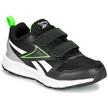 Boty Chlapecké Běžecké / Krosové boty Reebok Sport REEBOK ALMOTIO 5.0 Černá / Zelená