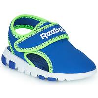 Boty Chlapecké Sandály Reebok Sport WAVE GLIDER III Modrá / Zelená