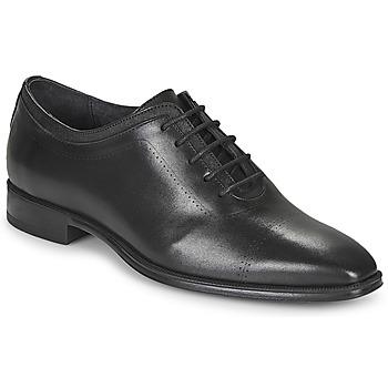 Boty Muži Šněrovací společenská obuv Carlington MINEA Černá