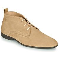Boty Muži Kotníkové boty Carlington EONARD Béžová