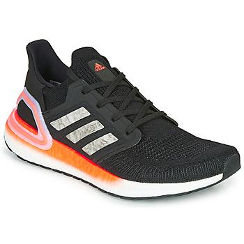 Boty Muži Běžecké / Krosové boty adidas Performance ULTRABOOST 20 Černá / Šedá