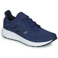 Boty Muži Běžecké / Krosové boty adidas Performance DURAMO 9 Modrá