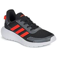 Boty Chlapecké Nízké tenisky adidas Performance TENSAUR RUN K Černá / Červená