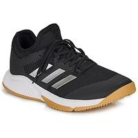 Boty Tenis adidas Performance COURT TEAM BOUNCE M Černá / Bílá