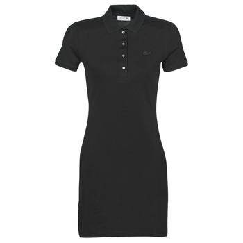 Textil Ženy Krátké šaty Lacoste GAIL Černá