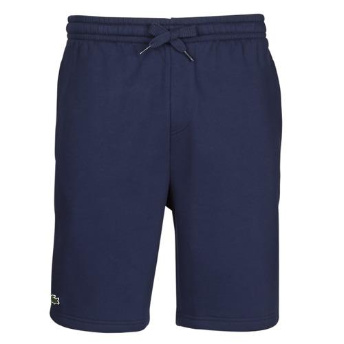 Textil Muži Kraťasy / Bermudy Lacoste AYCHA Tmavě modrá