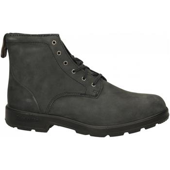Boty Muži Kotníkové boty Blundstone 1931 LACE UP BOOT 1931-rustic-black
