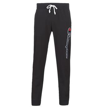 Textil Muži Teplákové kalhoty Champion  Černá