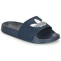 Boty pantofle adidas Originals ADILETTE LITE Modrá