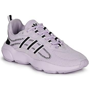 Boty Ženy Nízké tenisky adidas Originals HAIWEE W Slézová