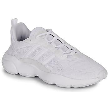Boty Muži Nízké tenisky adidas Originals HAIWEE Bílá