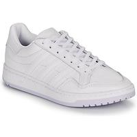 Boty Ženy Nízké tenisky adidas Originals MODERN 80 EUR COURT W Bílá