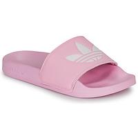 Boty Ženy pantofle adidas Originals ADILETTE LITE W Růžová