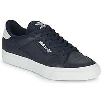 Boty Nízké tenisky adidas Originals CONTINENTAL VULC Modrá
