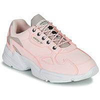 Boty Ženy Nízké tenisky adidas Originals FALCON W Růžová