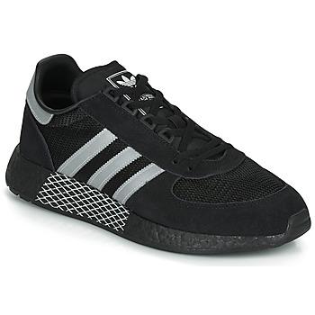 Boty Nízké tenisky adidas Originals MARATHON TECH Černá / Bílá