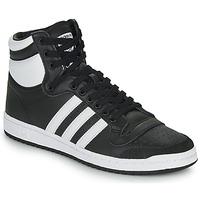 Boty Kotníkové tenisky adidas Originals TOP TEN HI Černá