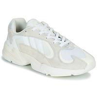 Boty Muži Nízké tenisky adidas Originals YUNG 1 Bílá