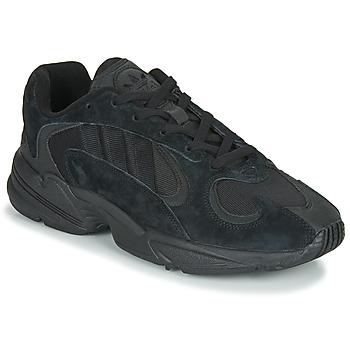 Boty Muži Nízké tenisky adidas Originals YUNG 1 Černá