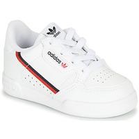 Boty Děti Nízké tenisky adidas Originals CONTINENTAL 80 I Bílá