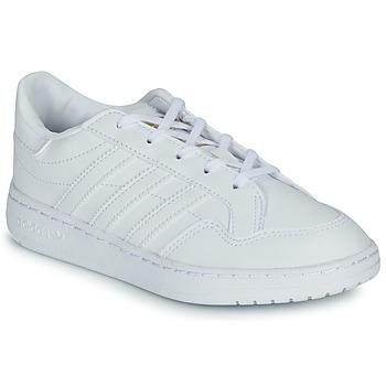Boty Děti Nízké tenisky adidas Originals Novice C Bílá