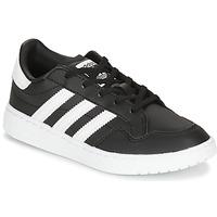Boty Děti Nízké tenisky adidas Originals Novice C Černá / Bílá