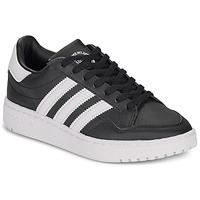 Boty Děti Nízké tenisky adidas Originals Novice J Černá / Bílá