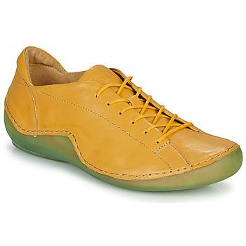 Boty Ženy Nízké tenisky Think KAPSL Žlutá / Zelená