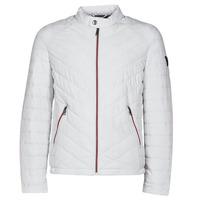 Textil Muži Prošívané bundy Guess SUPER FITTED JKT TRAVEL Bílá