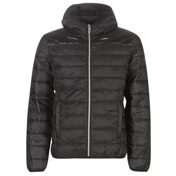 Textil Muži Prošívané bundy Guess SUPER LIGHT ECO-FRIENDLY JKT Černá