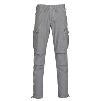 Textil Muži Cargo trousers  Le Temps des Cerises MIRADO Šedá
