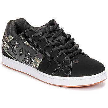 Boty Muži Nízké tenisky DC Shoes NET SE Černá / Maskovací