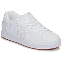 Boty Muži Nízké tenisky DC Shoes NET Bílá
