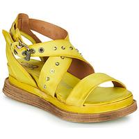 Boty Ženy Sandály Airstep / A.S.98 LAGOS 2 Žlutá