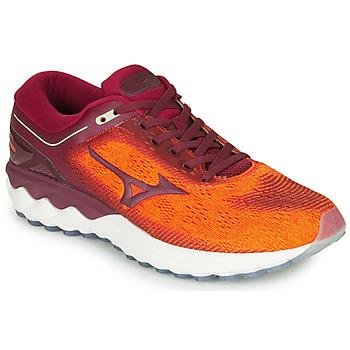 Boty Muži Běžecké / Krosové boty Mizuno SKYRISE Červená / Oranžová