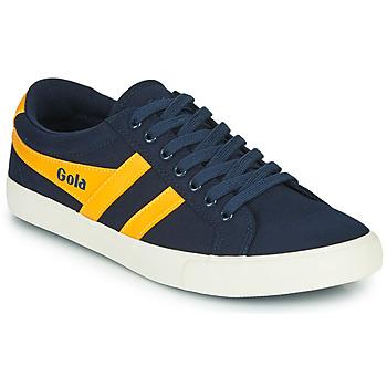 Boty Muži Nízké tenisky Gola VARSITY Tmavě modrá / Žlutá