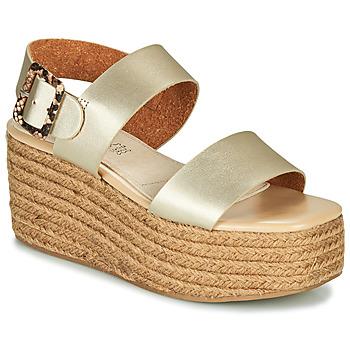 Boty Ženy Sandály MTNG GARISSAN Zlatá