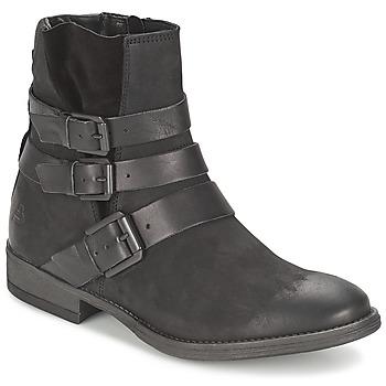 Boty Ženy Kotníkové boty Bullboxer AXIMO Černá
