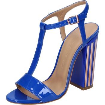 Boty Ženy Sandály Marc Ellis sandali vernice Blu