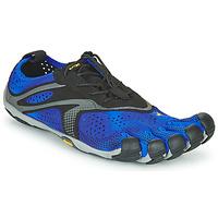 Boty Muži Běžecké / Krosové boty Vibram Fivefingers V-RUN Černá / Modrá