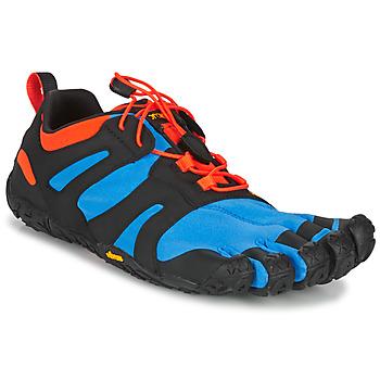 Boty Muži Běžecké / Krosové boty Vibram Fivefingers V-TRAIL 2.0 Modrá / Oranžová